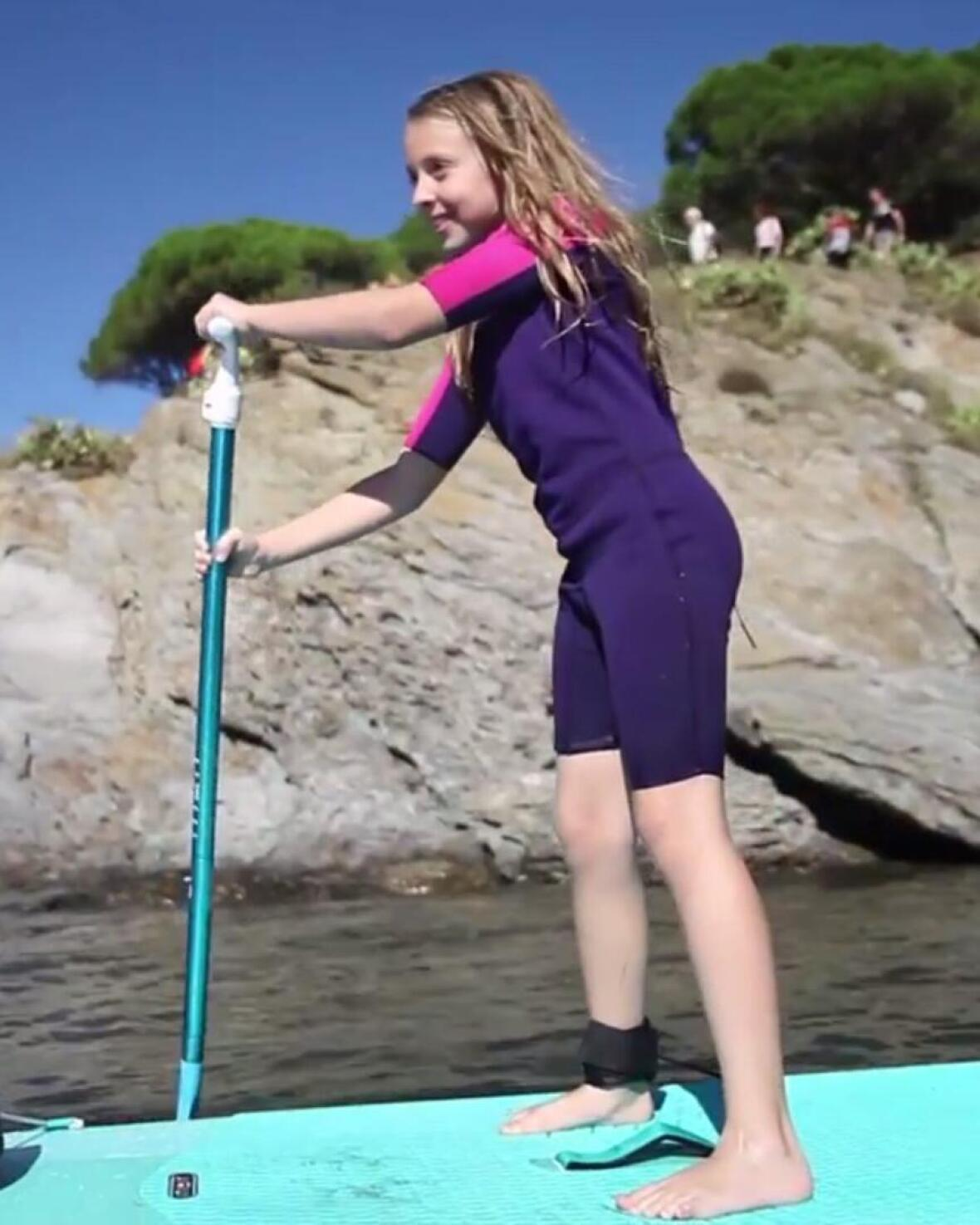 pagaie enfant stand up paddle