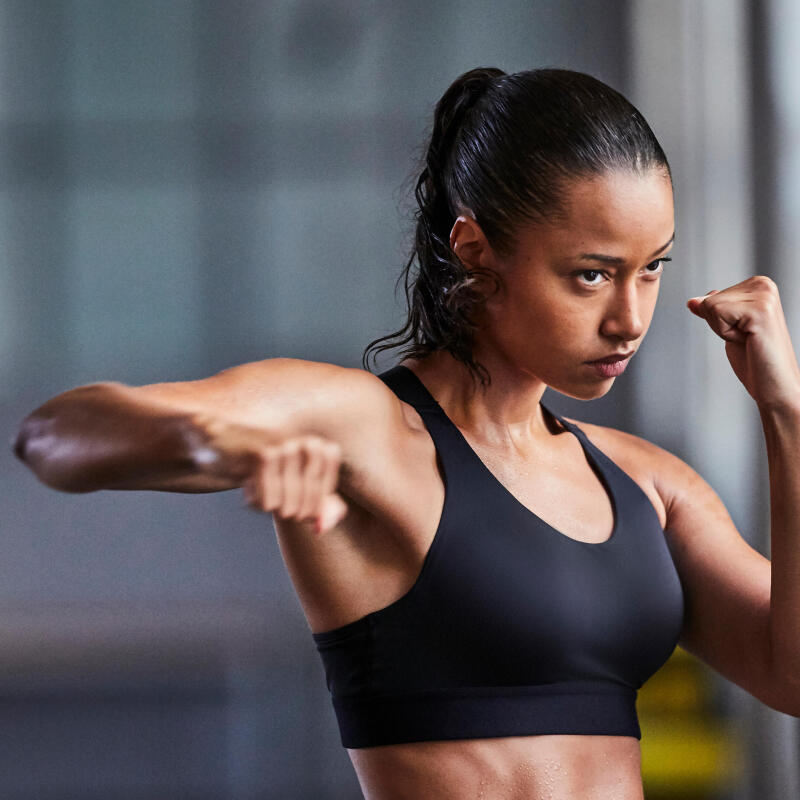 why it's important to wear a sports bra