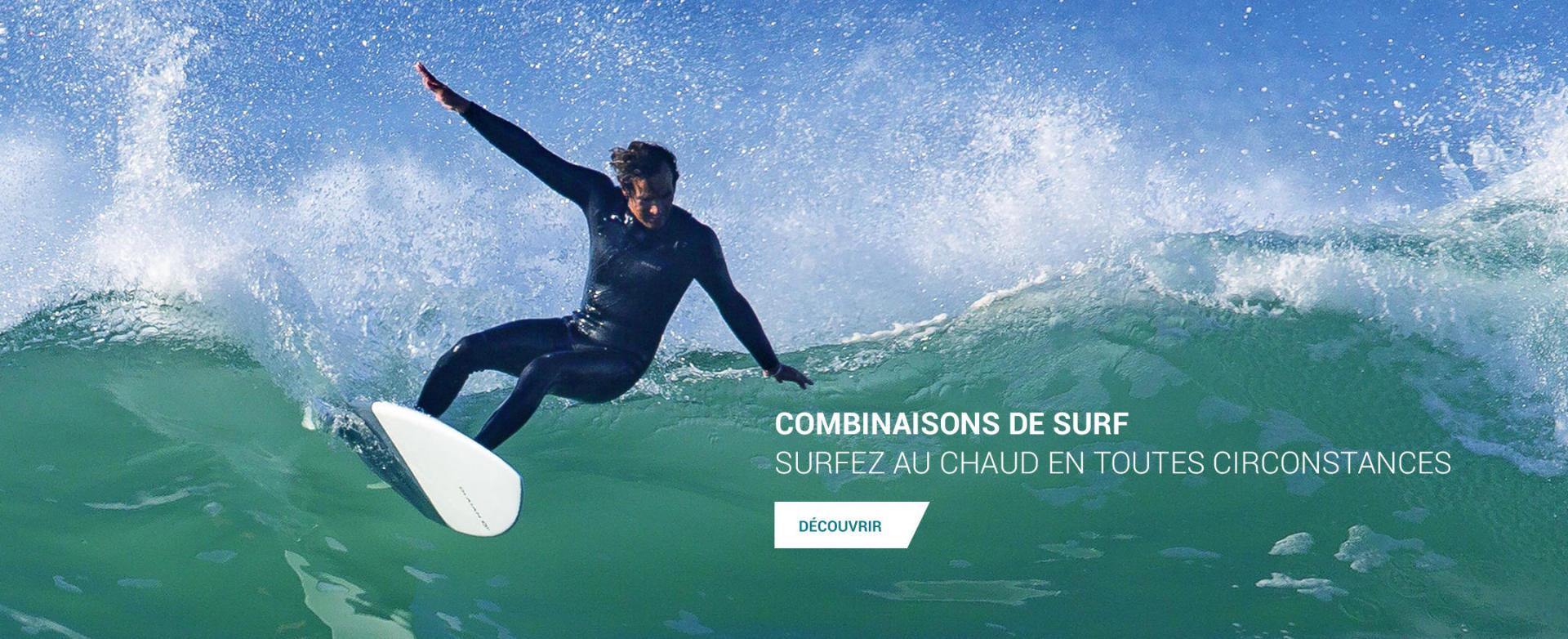 Combinaisons Surf 2019