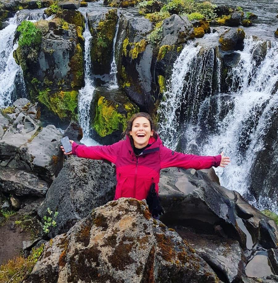 voyage backpacking trek islande Skaftafell