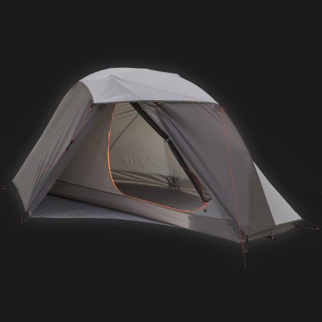 light trekking tent