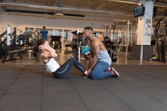 肌肉體能訓練
