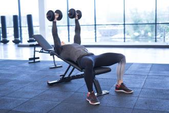 exercices banc de musculation