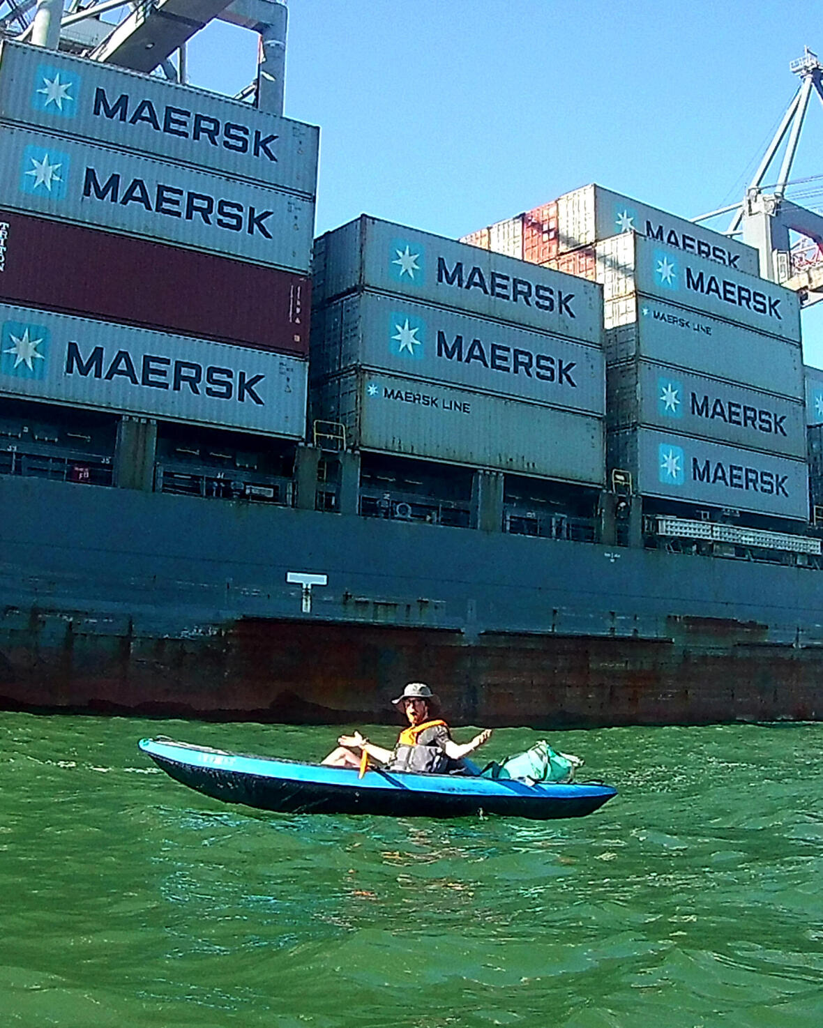 inflatable kayak trip itiwit lisbon