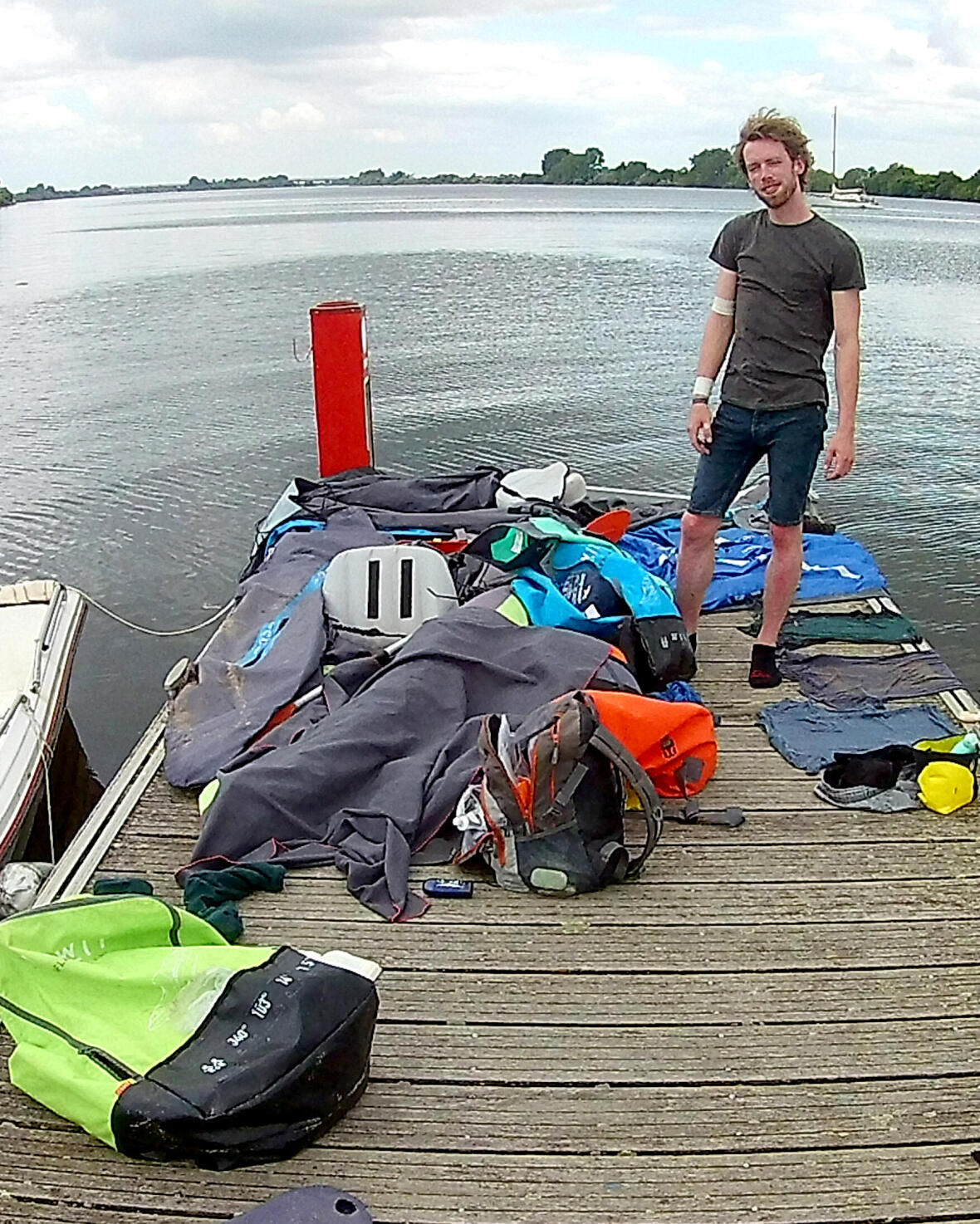 inflatable kayak trip itiwit tagus river