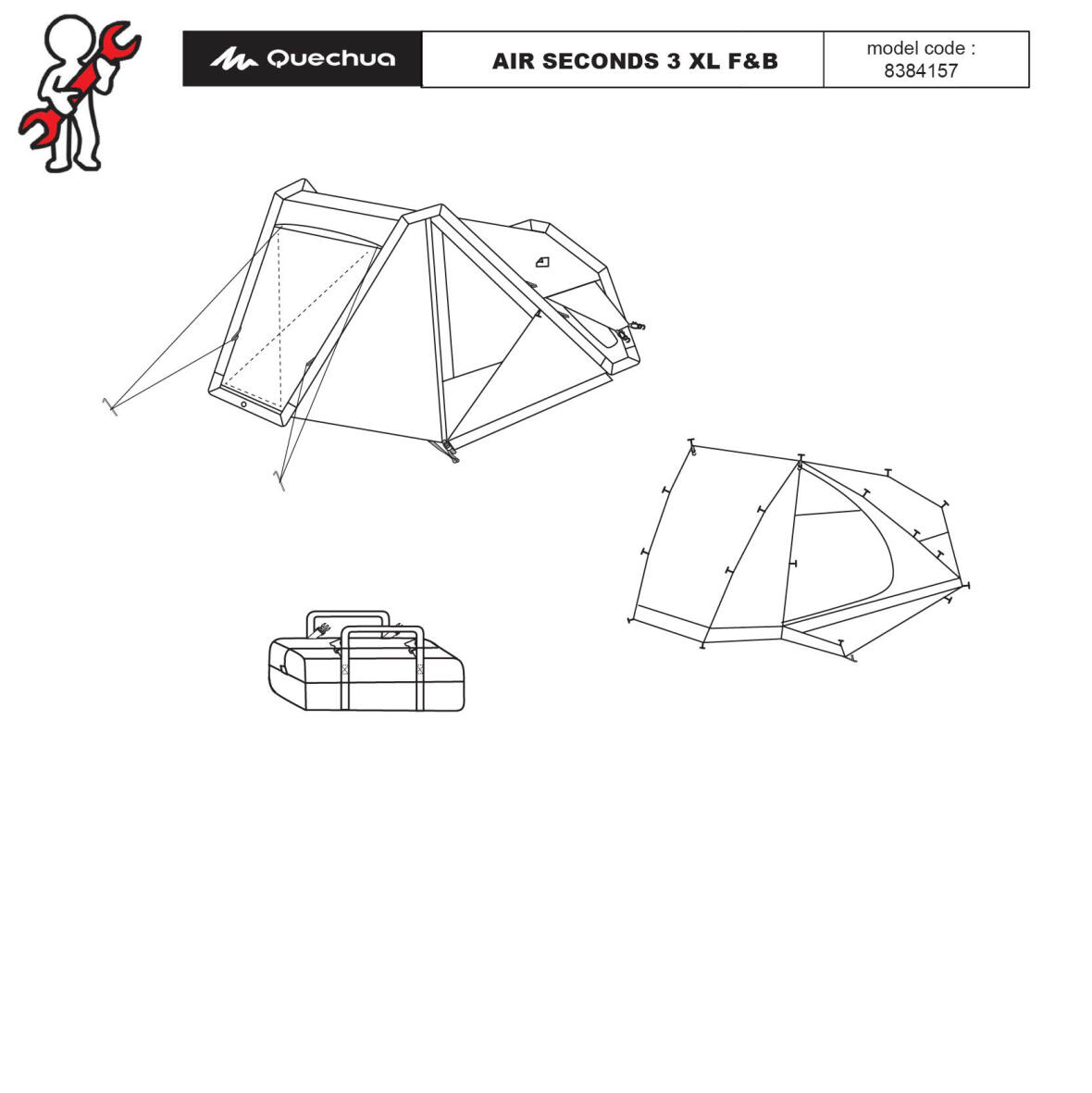 repair-air-second-tent-quechua-broken