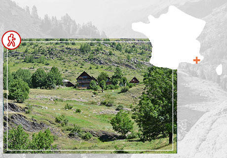 dormillouse randonnée montagne quechua decathlon FFR