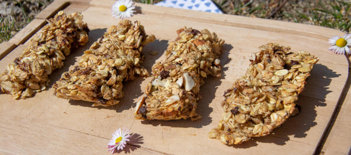 Recipe: Make your own cereal bars