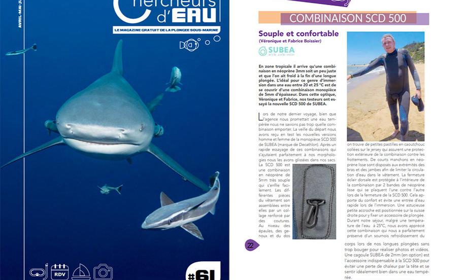 Chercheurs-deau-magazine-combinaison-SCD500-5mm