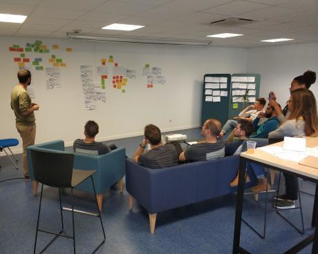 inside subea coconception workshop subea decathlon