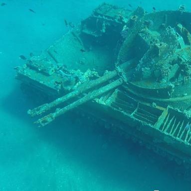 voyage plongée mer rouge aqaba