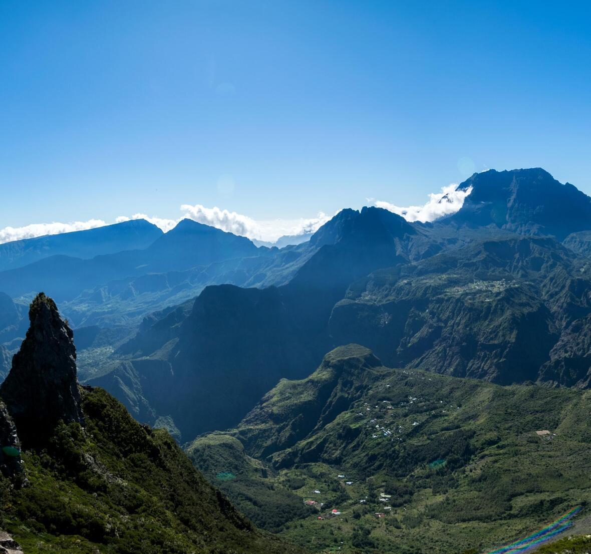 photo de cilaos à la Réunion