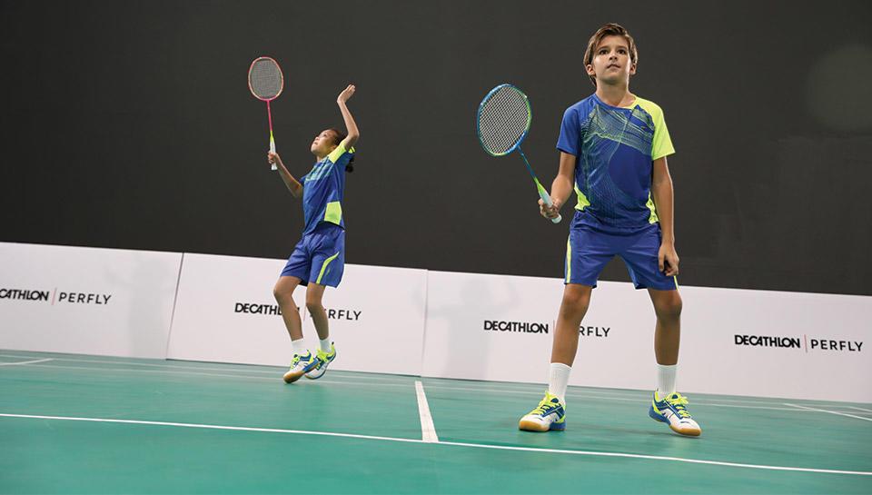 Equipement badminton enfant