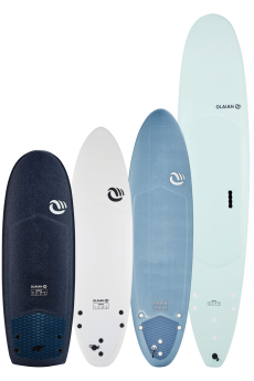 quiver softboards