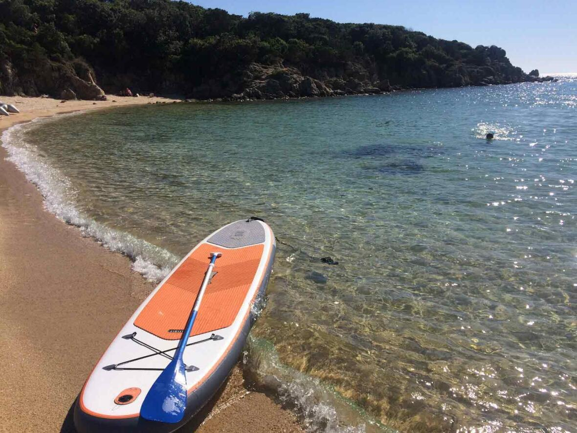 stand up paddle voilier