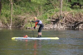 Dordogne intégrale stand up paddle gonflable