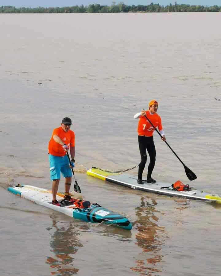 dordogne integrale stand up paddle race