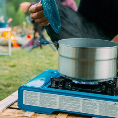 Campingküche: Welcher Campingkocher ist der beste?