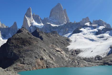fitz roy randonnee montagne quechua ambassadrice