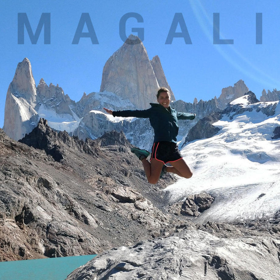 portrait ambassadrice magali randonnee montagne quechua decathlon