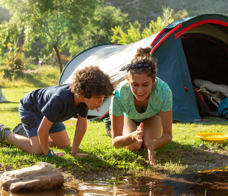 waste free camping tips