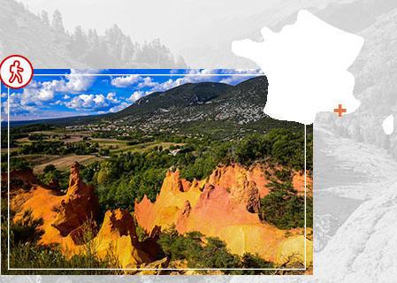 colorado provençal randonnee montagne quechua FFR