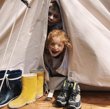 Camper avec vos enfants - www.leukewereld.be