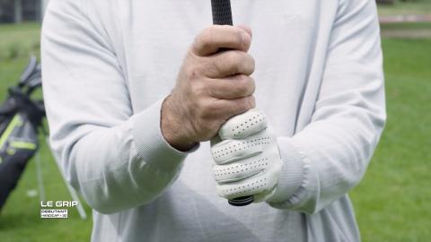 Golf-Thomas-Levet-Conseil-3-Grip-Débutant