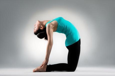 瑜珈老師Yolanda