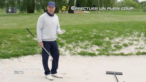 Golf-Thomas-Levet-Conseil-2-Bunker-Green-Débutant