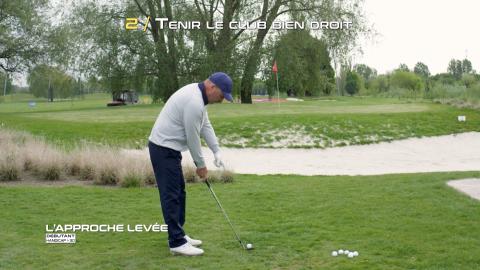 Golf-Thomas-Levet-Conseil-2-Approche-Levée-Débutant