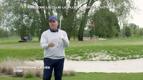 Golf-Thomas-Levet-Conseil-1-Approche-Levée-Débutant