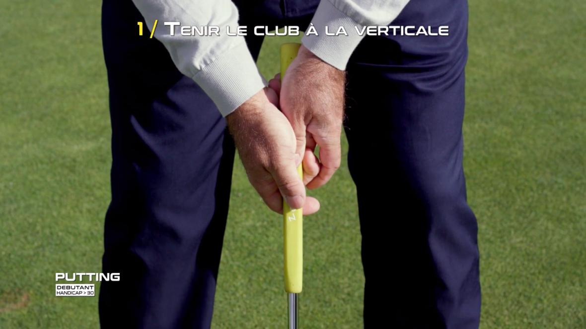 Golf-Thomas-Levet-Conseil-1-Putting-Débutant