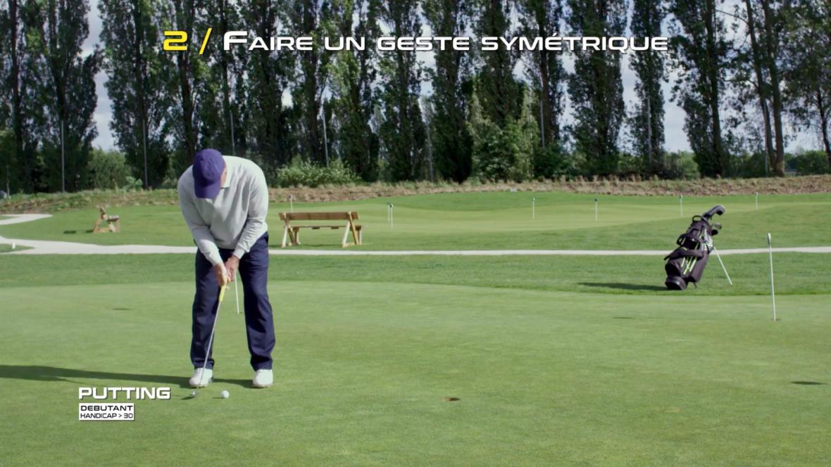 Golf-Thomas-Levet-Conseil-2-Putting-Débutant