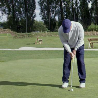 Golf-Thomas-Levet-Putten-Einsteiger