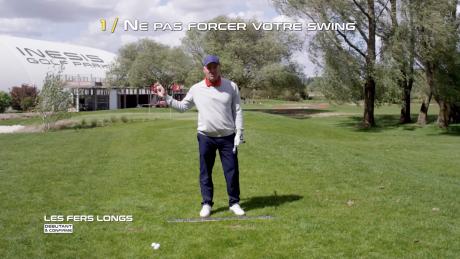 Golf-Thomas-Levet-Conseil-1-Fers-Longs-Débutant