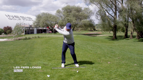 Golf-Thomas-Levet-Conseil-3-Fers-Longs-Débutant