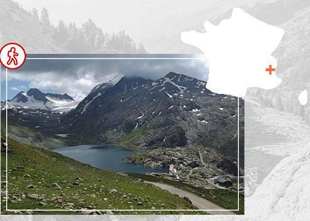 lac des quirlies randonnee montagne quechua FFR