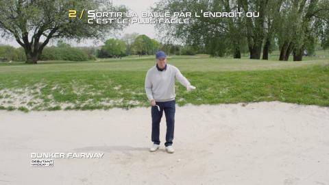 Golf-Thomas-Levet-Conseil-2-Bunker-Fairway-Débutant