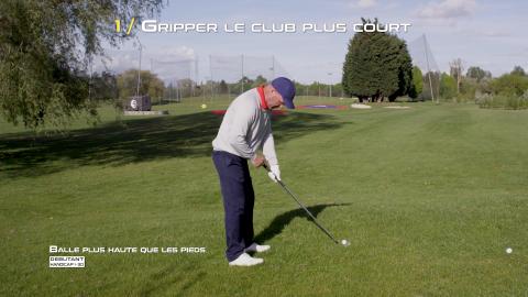 Golf-Thomas-Levet-Conseil-1-Balle-haute-Débutant