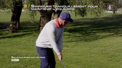 Golf-Thomas-Levet-Conseil-3-Balle-Plus-Basse-Débutant