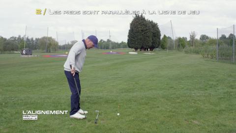 Golf-Thomas-Levet-Conseil-2-Alignement-Débutant
