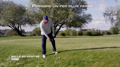 Golf-Thomas-Levet-Conseil-1-Balle-Montée-Débutant