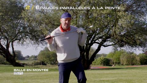 Golf-Thomas-Levet-Conseil-2-Balle-Montée-Débutant