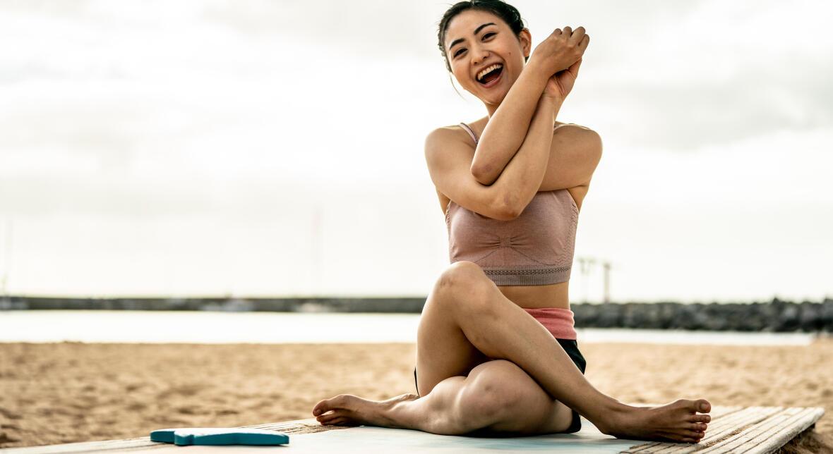 Gratitude yoga