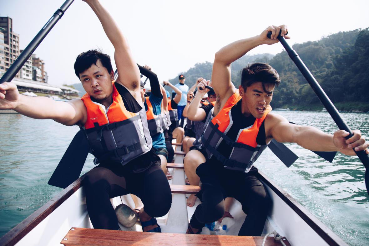 龍舟運動|龍舟的魅力在哪?從Leo的龍舟成癮開始說起