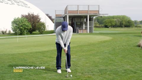 Golf-Thomas-Levet-Conseil-3-Approche-Levée-Confirmé