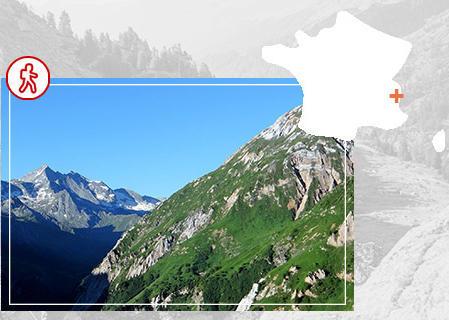 petit mont blanc randonnee montagne quechua FFR