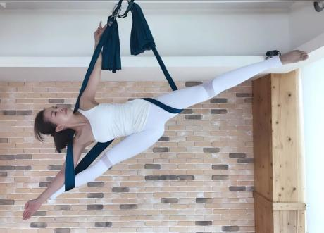 瑜珈老師Selena