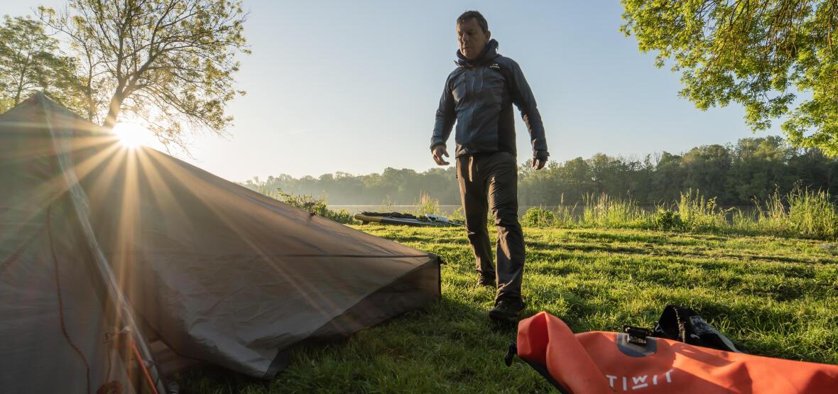 stephane naudelec trip seine stand up paddle